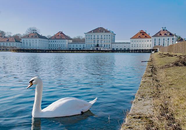 Schloss Nymphenburg Munchen
